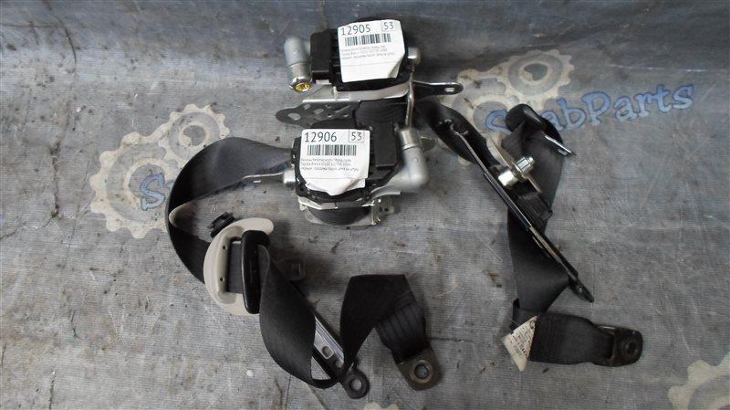 Ремень безопасности Toyota Brevis JCG10 1JZ-FSE 2006 передний правый