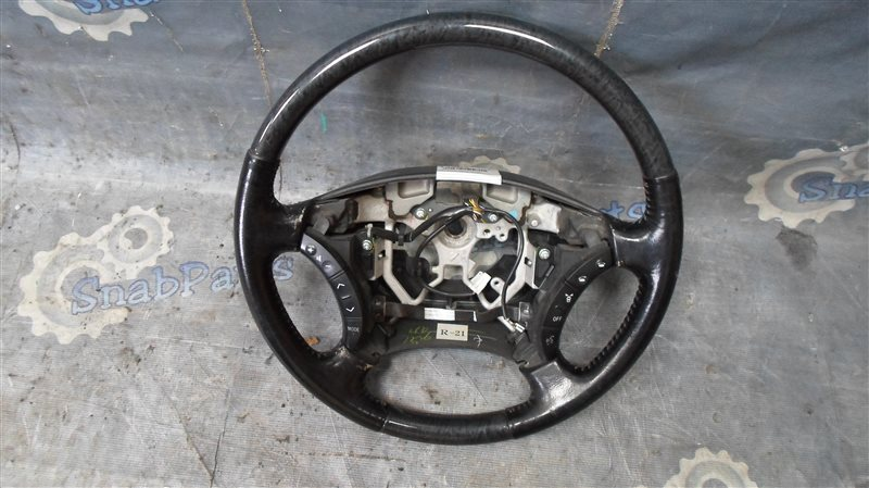 Руль Toyota Brevis JCG10 1JZ-FSE 2006