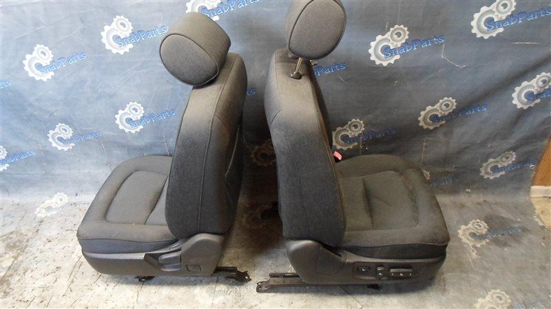 Сидение Toyota Brevis JCG10 1JZ-FSE 2006 переднее правое