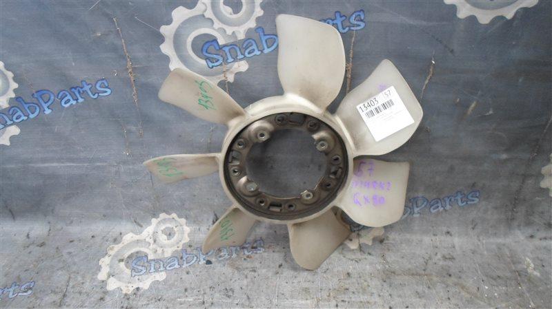 Вентилятор вязкомуфты Toyota Mark 2 GX90 1G-FE 1995