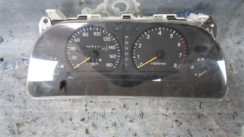 Приборная панель Toyota Mark 2 GX90 1G-FE 1995