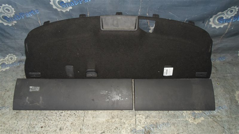 Полка багажника Toyota Premio ZRT265 2ZR-FE 2008