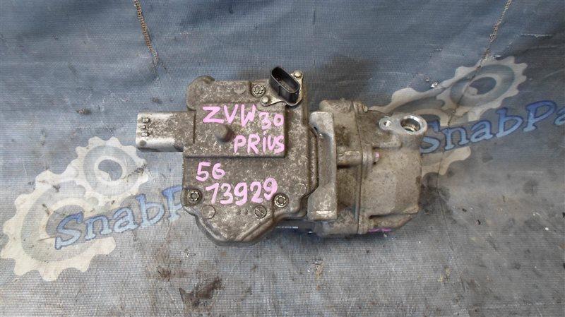 Компрессор кондиционера Toyota Prius ZVW30 2ZR-FXE 2010