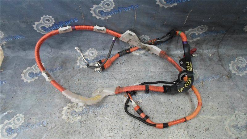 Провод высокого напряжения Toyota Prius ZVW30 2ZR-FXE 2010