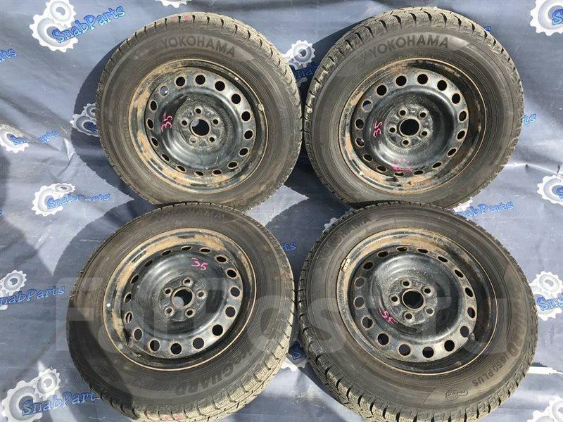 Колесо Toyota Premio ZRT265 2ZR-FAE 2012