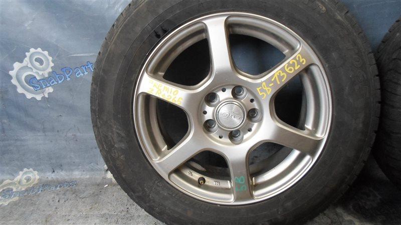 Колесо Toyota Premio ZRT265 2ZR-FE 2008