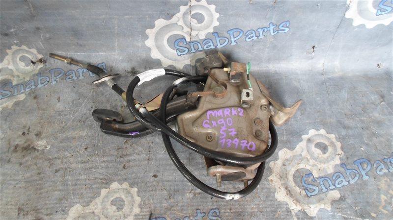 Педаль ручника Toyota Mark 2 GX90 1G-FE 1995