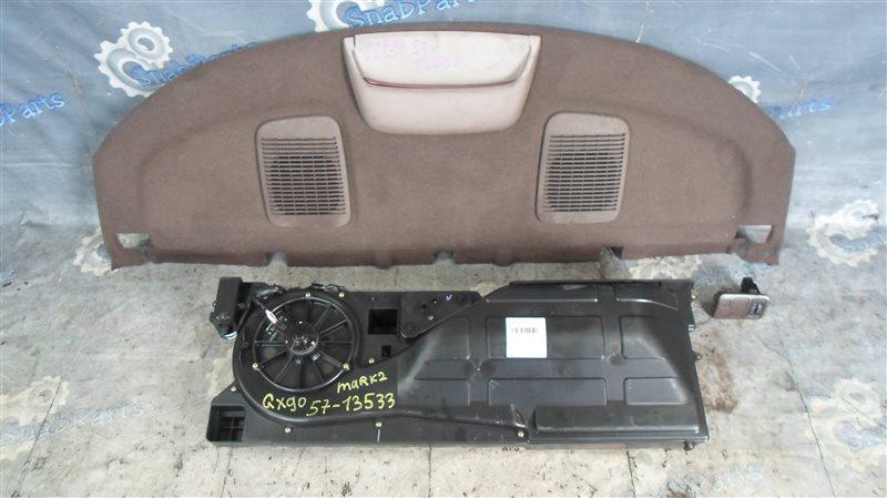 Ионизатор Toyota Mark 2 GX90 1G-FE 1995