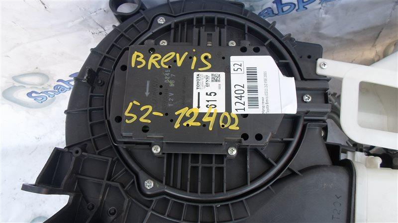 Мотор печки Toyota Brevis JCG11 2JZ-FSE 2005