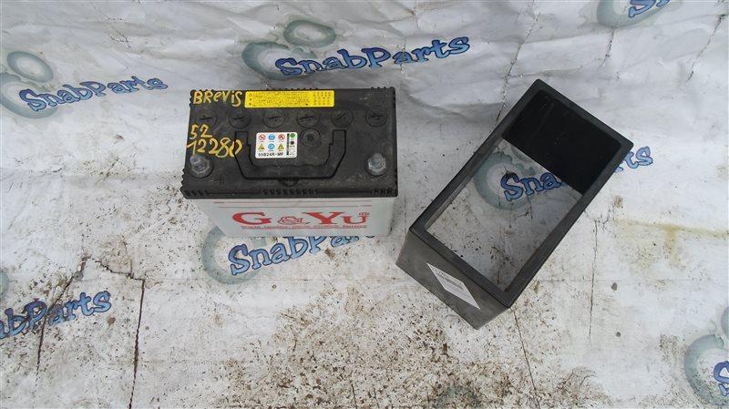 Аккумулятор Toyota Brevis JCG11 2JZ-FSE 2005