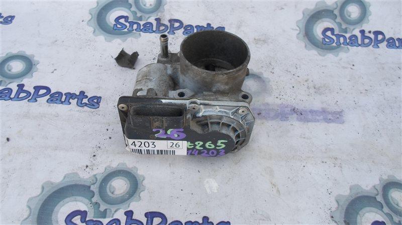 Дроссельная заслонка Toyota Premio ZRT265 2ZR-FAE 2012