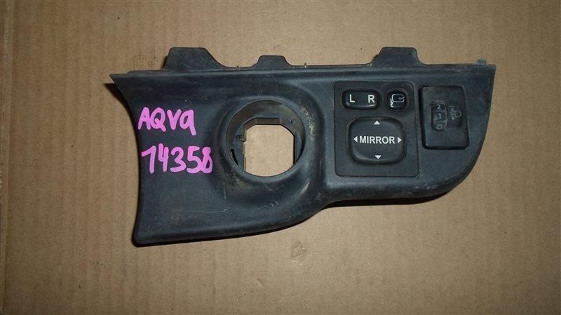 Блок управления зеркалами Toyota Aqua NHP10 1NZFXE 2012