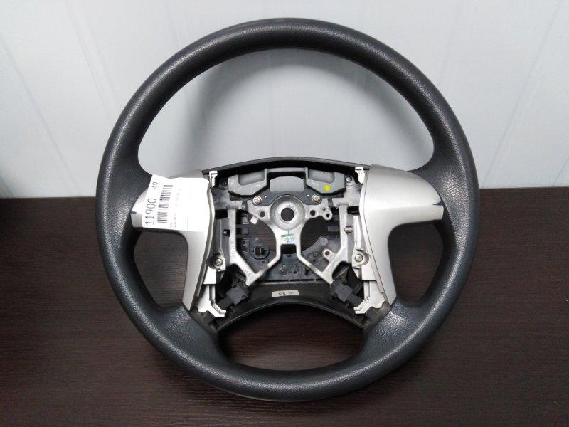 Руль Toyota Allion ZRT265 2ZR-FAE 2011