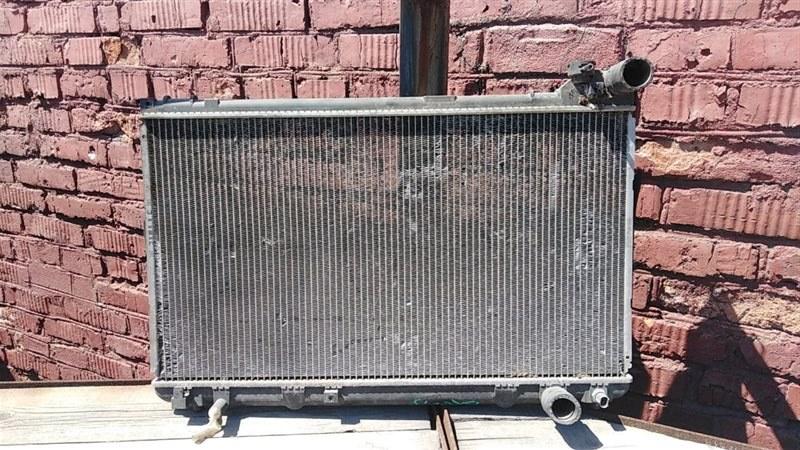 Радиатор Toyota Brevis JCG11 2JZ-FSE 2006