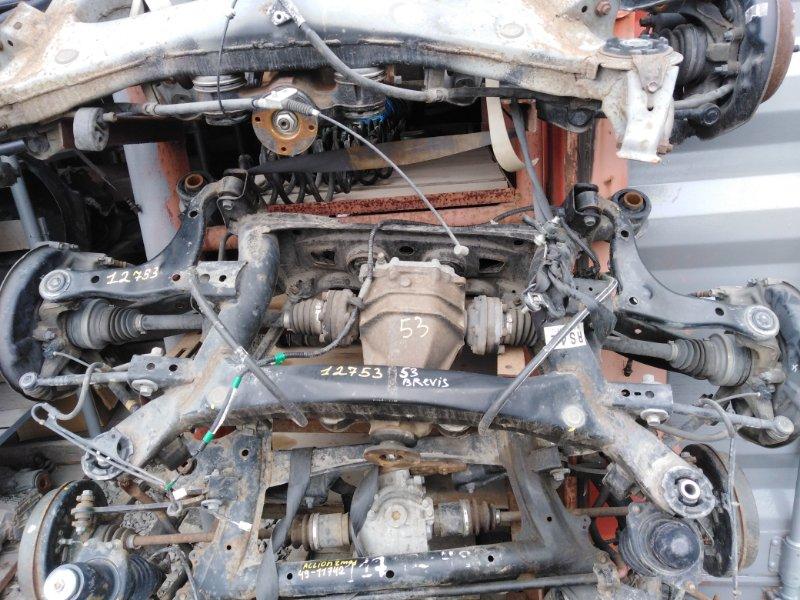 Балка подвески Toyota Brevis JCG10 1JZ-FSE 2006 задняя