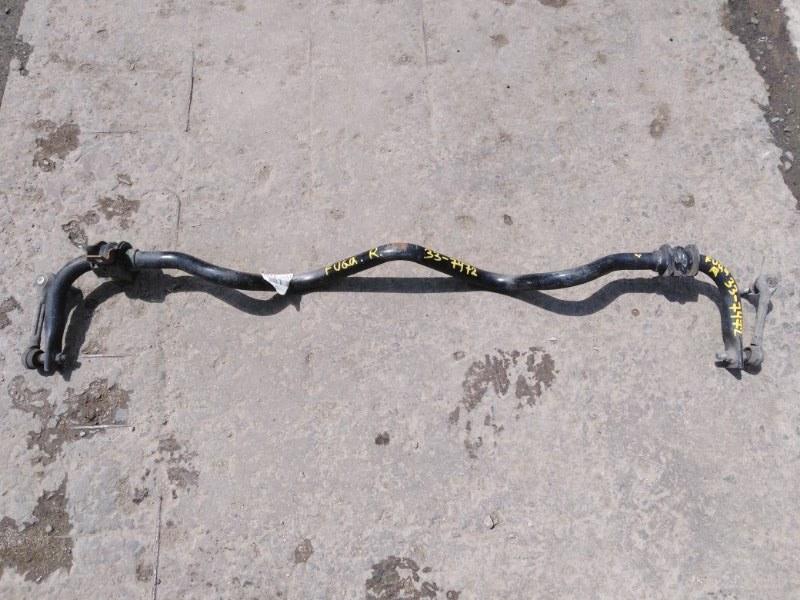 Стабилизатор Nissan Fuga PNY50 VQ35HR 2009 задний