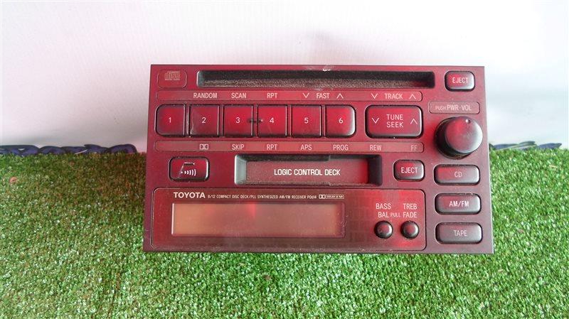 Магнитофон Toyota Mark 2 JZX90 1JZ-GE 1994