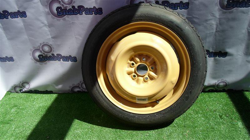 Колесо запасное Toyota Allion ZRT265 2ZR-FAE 2013