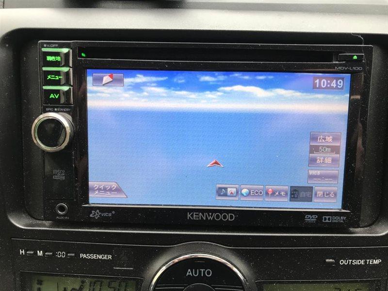 Магнитофон Toyota Allion ZRT265 2ZR-FAE 2013