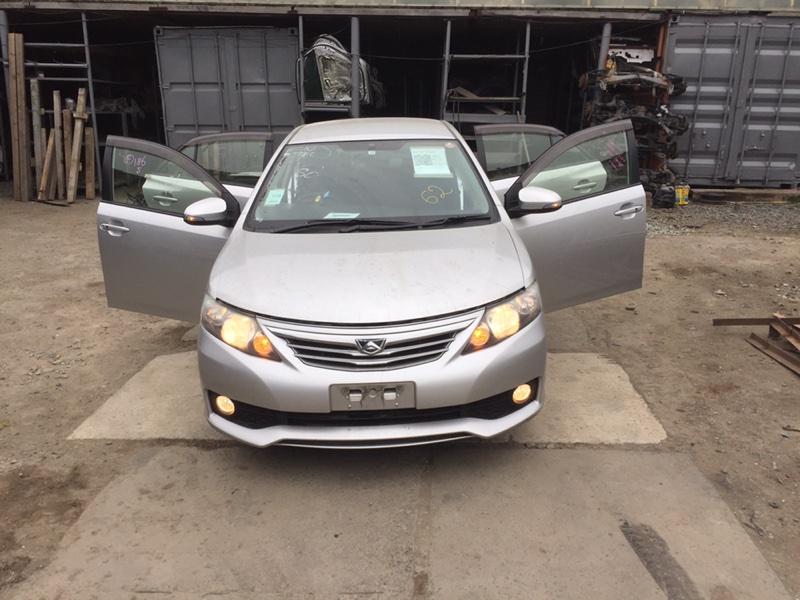 Nose-cut Toyota Allion ZRT265 2ZR-FAE 2013