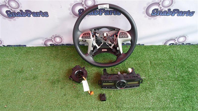 Шлейф airbag Toyota Allion ZRT265 2ZR-FAE 2013