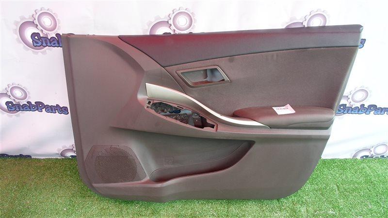 Обшивка дверей Toyota Allion ZRT265 2ZR-FAE 2013 передняя правая