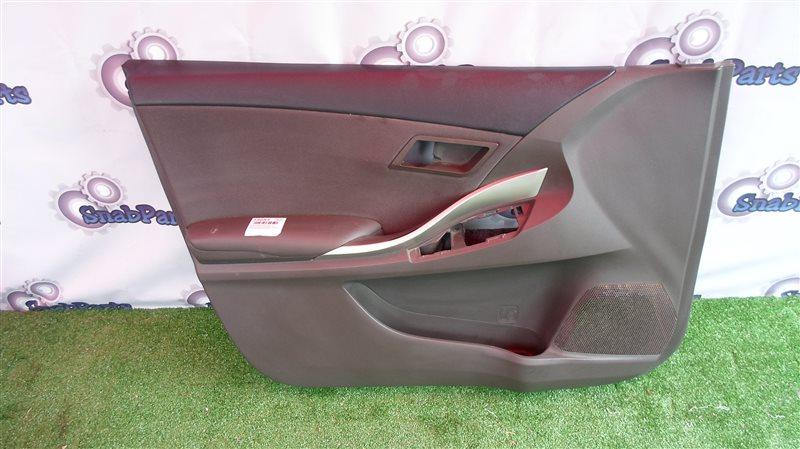 Обшивка дверей Toyota Allion ZRT265 2ZR-FAE 2013 передняя левая