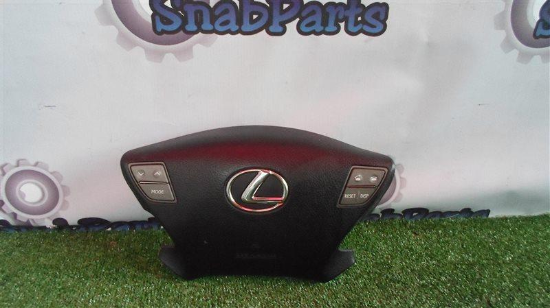 Airbag водительский Lexus Ls600Hl UVF46 2UR-FSE 2008