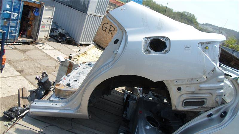 Rear-cut Toyota Allion ZRT265 2ZR-FAE 2013
