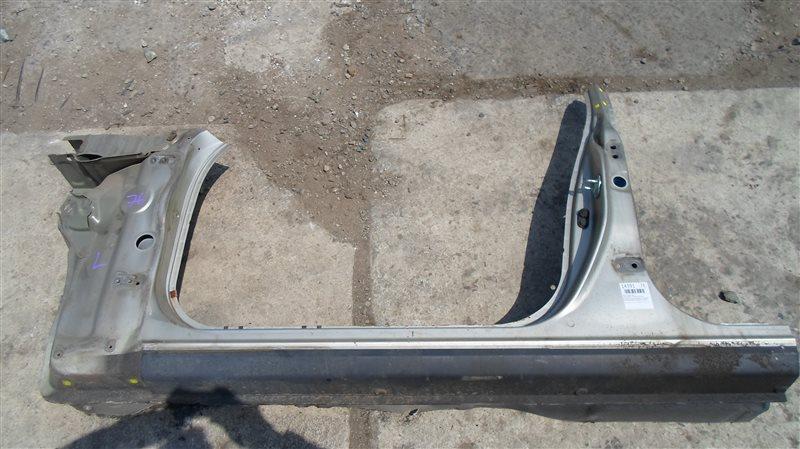 Порог кузова Toyota Mark 2 JZX90 1JZ-GE 1994 левый