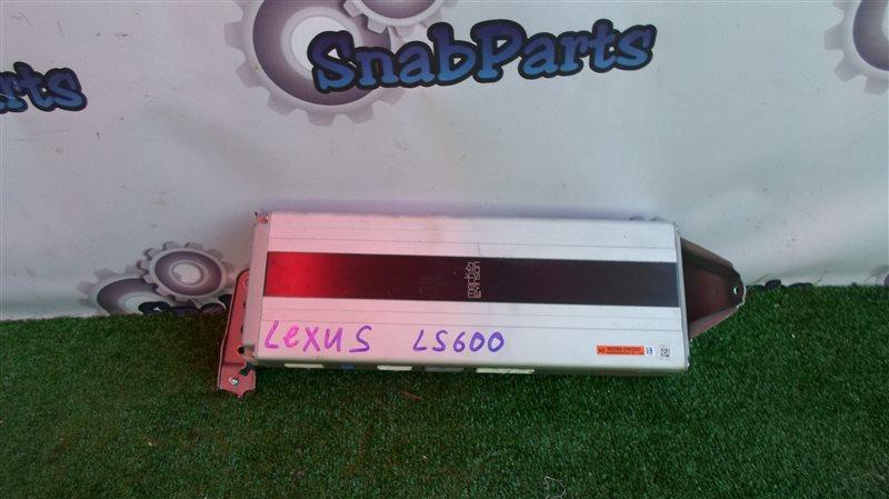 Усилитель магнитофона Lexus Ls600Hl UVF46 2UR-FSE 2008