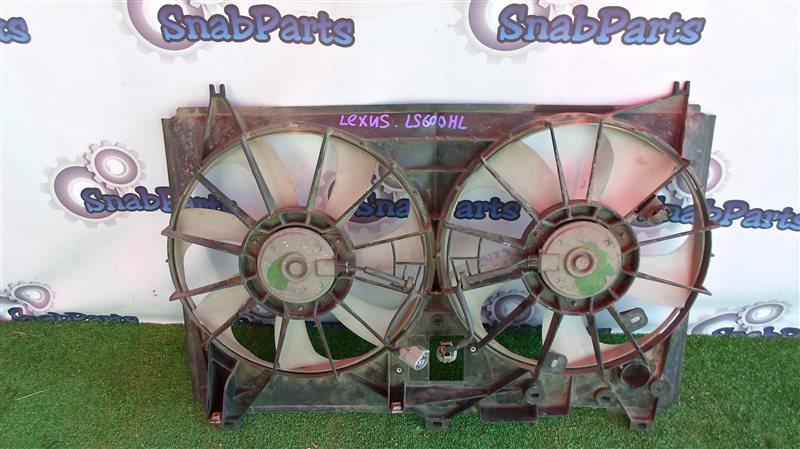 Диффузор радиатора Lexus Ls600Hl UVF46 2UR-FSE 2008
