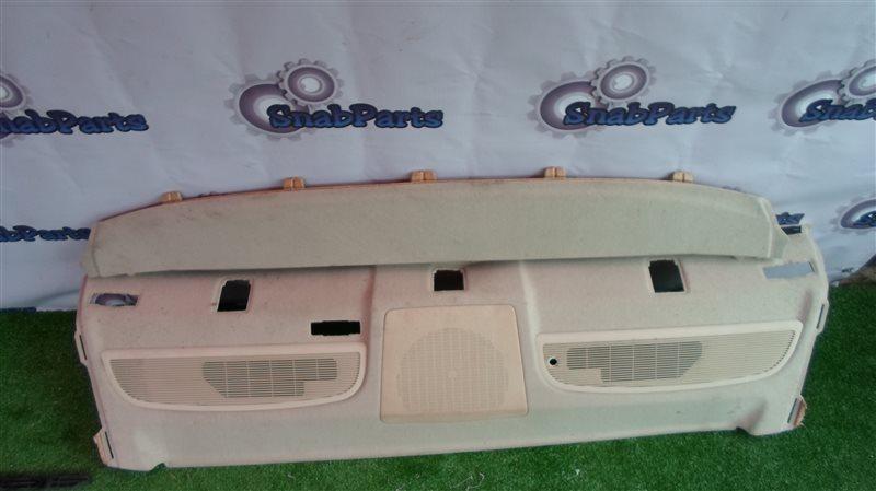 Полка багажника Lexus Ls600Hl UVF46 2UR-FSE 2008