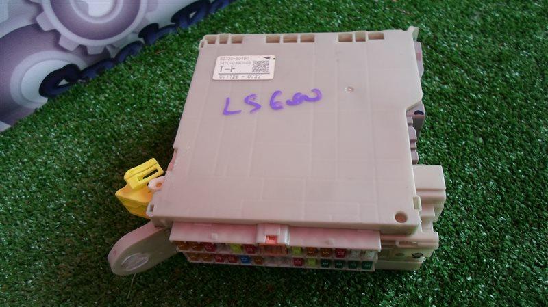Блок предохранителей Lexus Ls600Hl UVF46 2UR-FSE 2008 левый