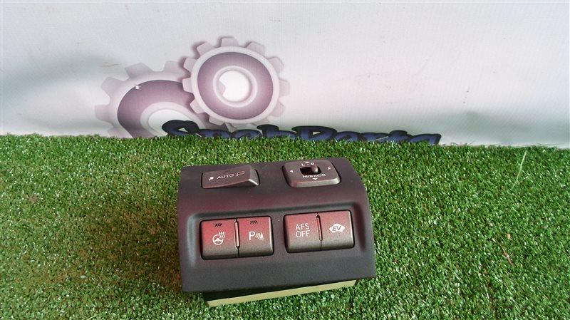 Кнопка регулировки зеркал Lexus Ls600Hl UVF46 2UR-FSE 2008