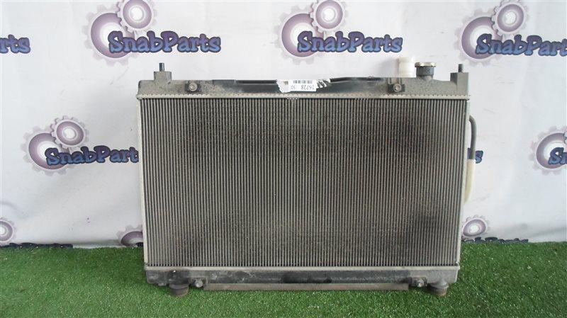 Радиатор Honda Fit GP5 LEB 2014