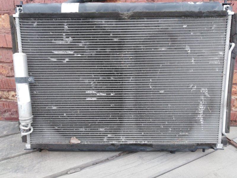 Радиатор кондиционера Nissan Fuga PNY50 VQ35HR 2008