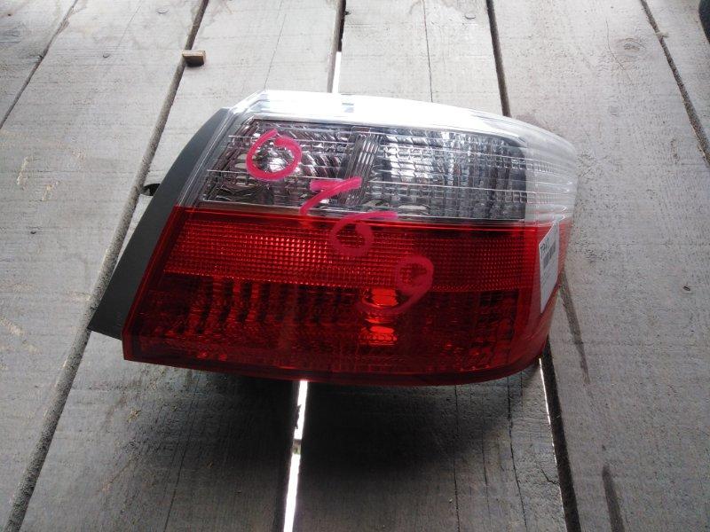 Стоп-сигнал Toyota Premio ZRT265 2ZR 2008 правый
