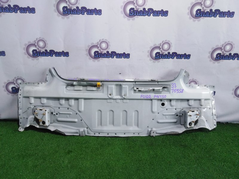 Панель кузова задняя Nissan Fuga PNY50 VQ35HR 2009
