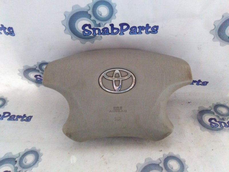 Airbag водительский Toyota Brevis JCG11 2JZ-FSE 2006