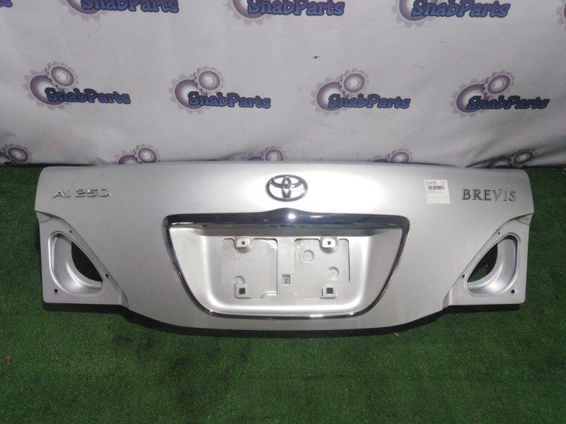 Крышка багажника Toyota Brevis JCG10 1JZ-FSE 2004