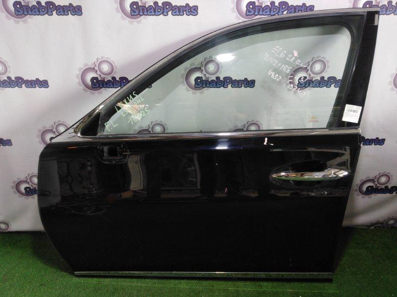 Дверь Lexus Ls600Hl UVF46 2UR-FSE 2008 передняя левая
