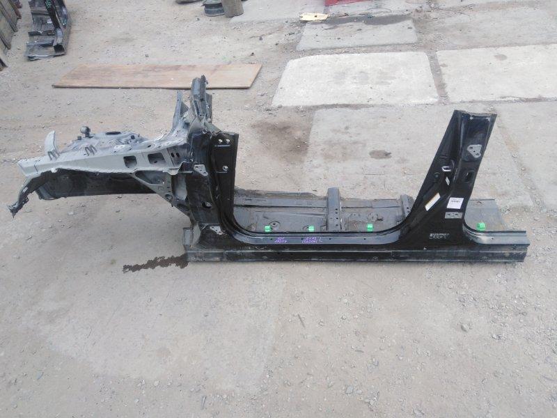 Лонжерон Lexus Ls600Hl UVF46 2UR-FSE 2008 левый