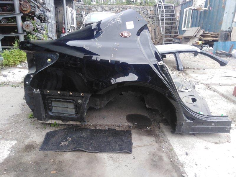 Крыло Lexus Ls600Hl UVF46 2UR-FSE 2008 заднее правое