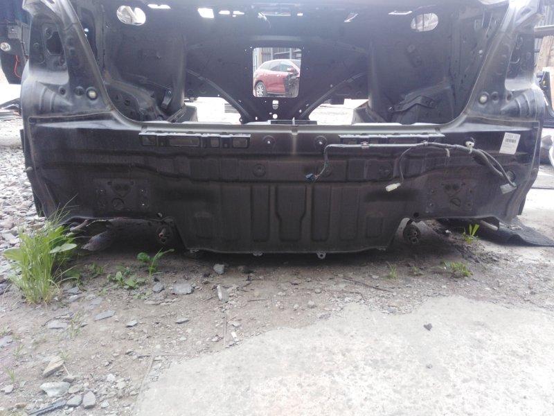 Панель кузова задняя Lexus Ls600Hl UVF46 2UR-FSE 2008