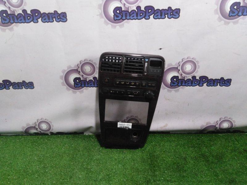 Консоль магнитофона Toyota Mark 2 GX90 1G-FE 1994