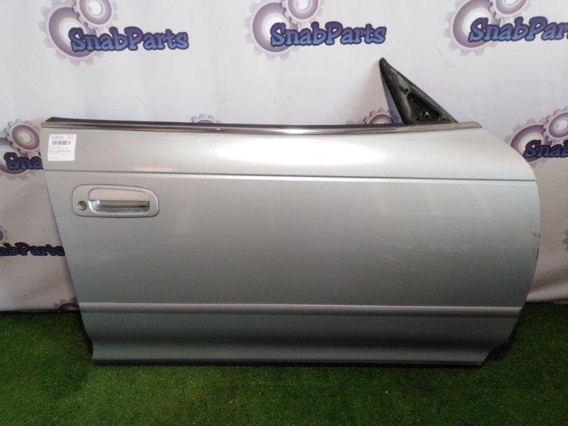 Дверь Toyota Mark 2 GX90 1G-FE 1994 передняя правая