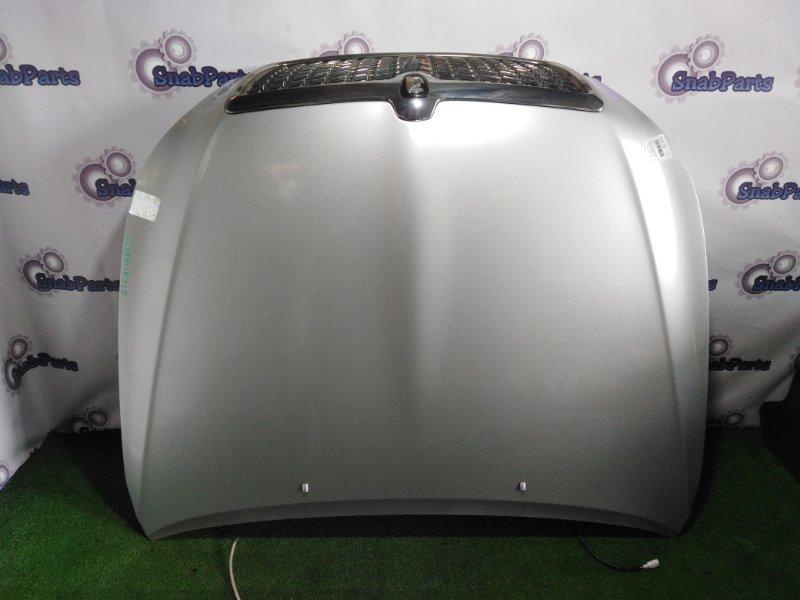 Капот Toyota Brevis JCG10 1JZ-FSE 2004