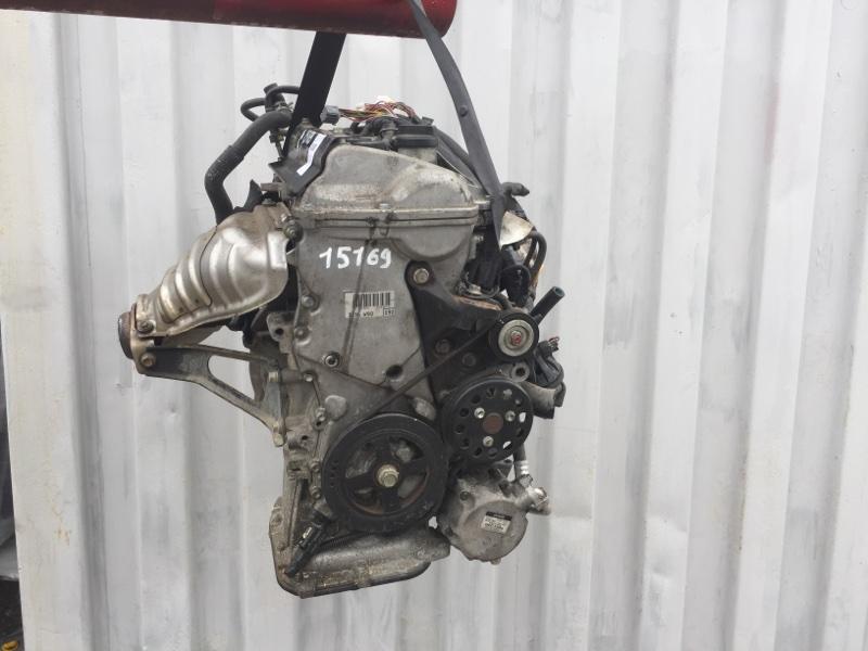 Двигатель Toyota Prius NHW20 1NZ-FXE 2008