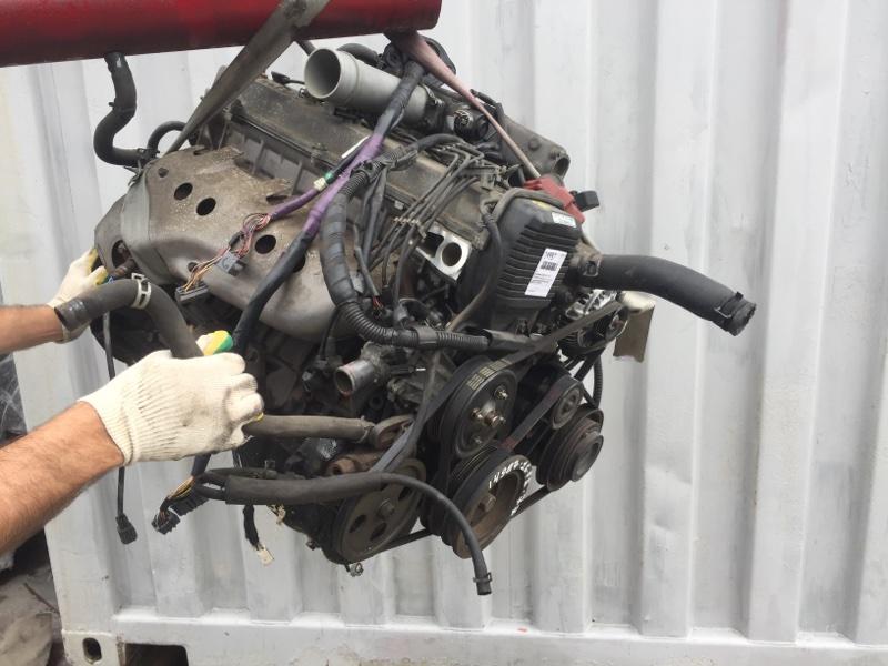 Двигатель Toyota Mark 2 GX90 1G-FE 1995
